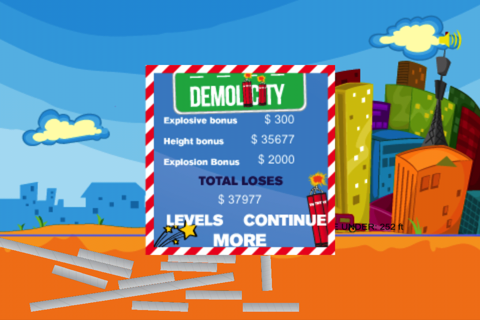 Screenshot Demolicity