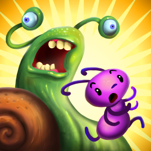 Ant Raid for iPhone iOS